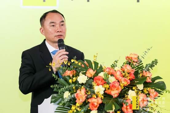 说明: 广州市工业和信息化局总工程师胡志刚